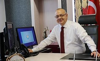 Başkan Ergün en başarılı belediye başkanları arasında