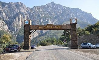 Spil Dağı Milli Parkı ziyaretçi rekoruna koşuyor