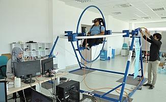 Üniversiteli gençler, Türk pilotlara yerli simülatör geliştirdi