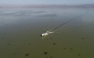 Marmara Gölü yok oluyor