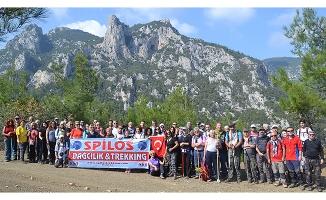 Spilos Trekking Nazarköy Kanyonu'nda