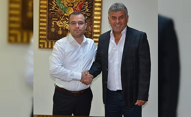Turgutluspor'un yeni hocası Ahmet Duman oldu