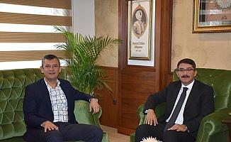 CHP'li Özel'den AK Partili Çelik'e teşekkür