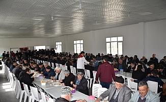 Yunusemre'den 13 kırsal mahalleye düğün salonu ve sosyal tesis