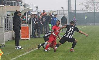 TFF 2. Lig: Manisaspor: 0 - Keçiörengücü: 4