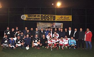 Ülkü Ocakları Alaşehir İlçe Başkanlığı'ndan anlamlı turnuva