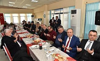 Başkan Ergün, Kırkağaçlı muhtarlarla buluştu