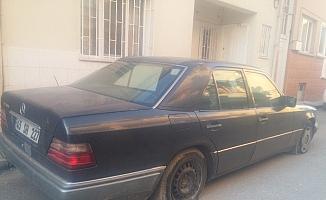 Manisa'da 7 aracın lastiği patlatıldı