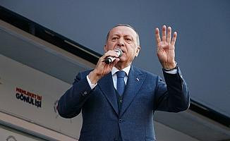 """Cumhurbaşkanı Erdoğan: """"Bunların yönetimi dörtlü çeteyi oluşturdu"""" (2)"""