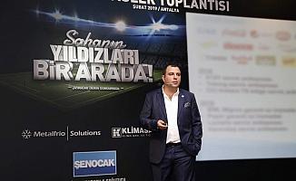 Klimasan yetkili servisleri Antalya'da buluştu
