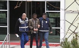 Manisa'da PKK ile bağlantısı olan 1 şahsa tutuklama