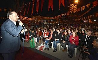 """AK Parti'li Baybatur:""""Salihli'de Zeki Kayda'ya güveniyoruz"""""""