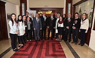 """Başkan Ergün: """"Bu vatan size ve evlatlarınıza minnettar"""""""