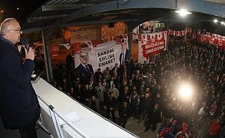 Başkan Ergün'den Kula'ya yeni yatırım sözü
