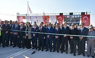 Gebze-Orhangazi-İzmir Otoyolunun Akhisar bağlantı yolu açıldı