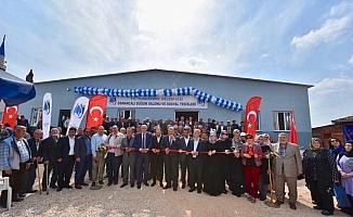 Osmancalı Düğün ve Çok Amaçlı Salon açıldı