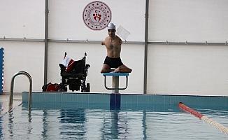 (Özel) Şampiyon mavi sulara döndü, olimpiyatlara hazırlanıyor