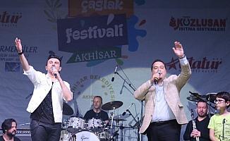560. Çağlak Festivali finalinde Gökhan Tepe rüzgarı