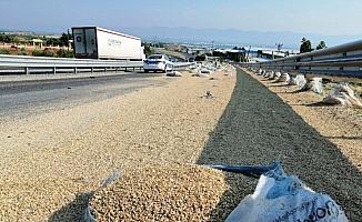 Sarıgöl'deki kazada ölü sayısı 2'ye yükseldi