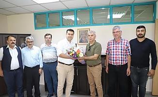 Şehit ve gazi ailelerinden Başkan Yardımcısı Honaz'a teşekkür