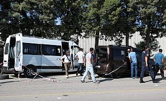 16 kişinin yaralandığı kazada minibüsün plakası ikiz çıktı