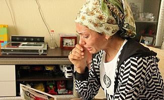 (Özel) Evladını kaybeden annenin dinmeyen acısı