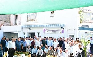 Alaşehir'de hem tasarruf hem hizmet yapılıyor