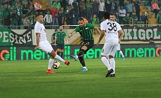TFF 1. Lig: Akhisarspor: 2 - Eskişehirspor: 1