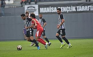 TFF 2. Lig: Manisa FK: 4 - Pendikspor: 2