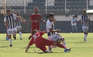 TFF 3. Lig: Manisaspor: 1 - 24 Erzincanspor: 2