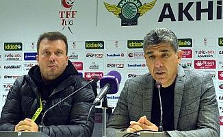 Akhisarspor - Altay maçının ardında
