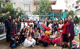 Somalı öğrencilerden örnek proje