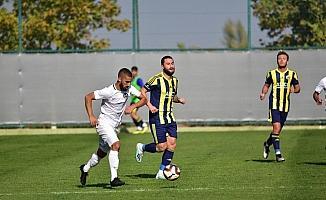 TFF 2. Lig: Manisa FK: 4 - Tarsus İdman Yurdu: 0