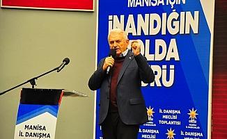 """Binali Yıldırım: """"İstanbul Havalimanı'nın 5 yıllık kirası, Kanal İstanbul'u yapar"""""""