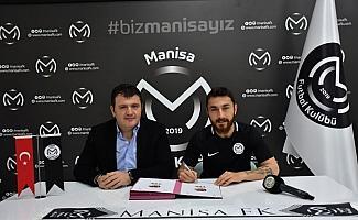 Manisa FK, Oğuzhan Erdoğan'ı renklerine bağladı