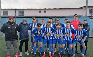 Yunusemre U19 takımı galibiyet serisini sürdürdü