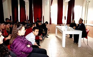 Sarıgöl'de öğrencilere verginin önemi anlatıldı
