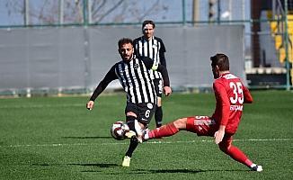 TFF 2. Lig: Manisa FK: 7 - Gümüşhanespor: 1