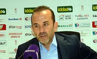 Akhisarspor - Büyükşehir Belediye Erzurumspor maçının ardından