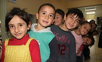 Köy çocukları için harekete geçtiler