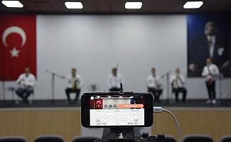 Akhisar Belediyesinden 'online konser'