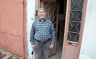 'Biz bize yeteriz' diyen Kıbrıs Gazisine teşekkür