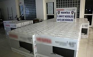Manisa'da 1 milyon 250 bin liralık nakliye dolandırıcılığı