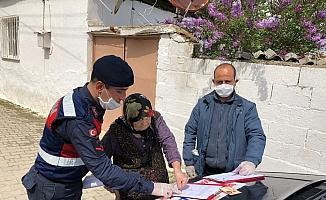 Manisa'da 30 binden fazla vatandaşa biner liralık ödeme evlerinde yapıldı