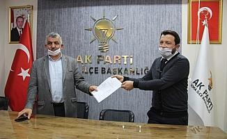 Soma AK Parti'de görev değişikliği
