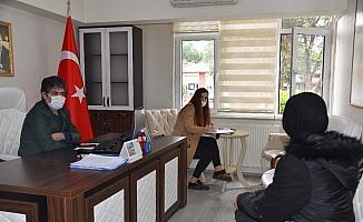 Yunusemre Belediyesi işveren ile işçiyi buluşturuyor