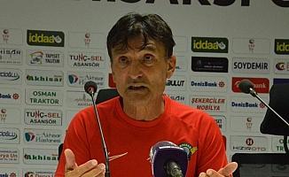 Akhisarspor - Ümraniyespor maçının ardından