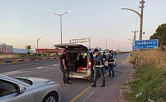 Huzur operasyonunda aranan 13 şahıs yakalandı