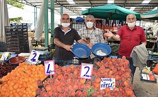 Karaköy ve Alaybey pazar istiyor!