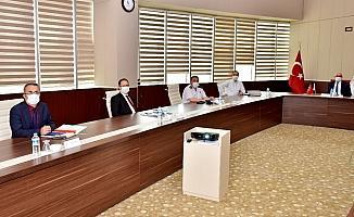 Manisa CBÜ'de ÖSYM İl Koordinasyon Toplantısı yapıldı
